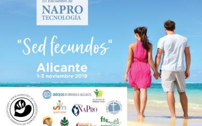 III Congreso Napro en España. I Congreso Internacional