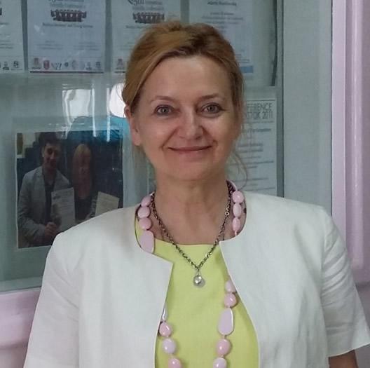 Dra. en medicina Jolanta Wasilewska